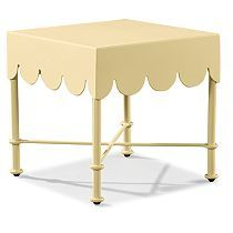 Lane Venture - Celerie Awning Collection - Accent Table