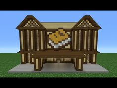 Minecraft Tutorial: How To Make A Library Interior