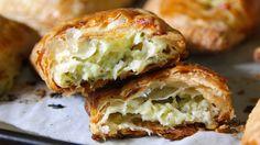 Zucchini Cheddar Hand Pies recipe | Kitchen Vignettes | PBS Food