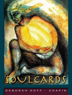 """Soulcards I (3-1/4"""" x 5""""; 60 color cards; 36 page manual) by Deborah Koff-Chapin http://www.amazon.com/dp/0964562308/ref=cm_sw_r_pi_dp_0jFDwb080GPV3"""
