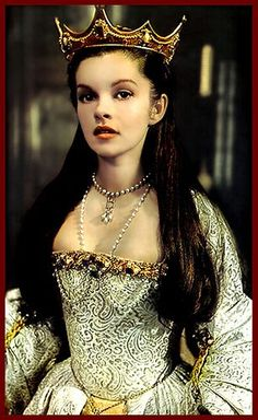 "The lovely Genevieve Bujold as Anne Boleyn in ""Anne of the Thousand Days."""