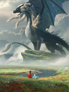 Mystical Animals, Mythical Creatures Art, Magical Creatures, Fantasy Creatures, Mystical Creatures Drawings, The Dragon Prince Book, Mystic Dragon, Dragon Zodiac, Dragon City