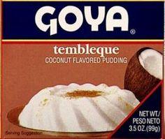 Goya Coconut Flavored Pudding / Tembleque Goya