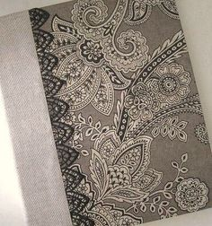 Photo Album Linen and Black Floral with Black Lace by Daisyblu, $60.00 Wedding Album, Lace Applique, Vintage Black, Mens Fashion, Man Style, Trending Outfits, Unique Jewelry, Handmade Gifts, Albums