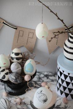°°° Easy Peasy Ostereier °°°Easter, Deco, Eggs