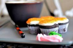 Vegan chocolate agave cupcakes #vegan