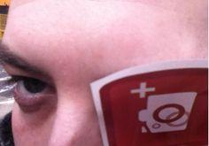 G+ Stuck on Matthew Rappaport #WTCphotowalk