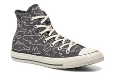 Baskets Chuck Taylor All Star Hi Journey Print W Converse vue 3/4