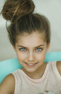 Bun Hair for girls | Coque para meninas Kids Hairstyles