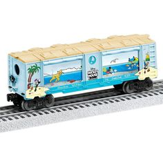 Mickey Mouse and Friends Aquarium Train Car by Lionel - Disney - Schöne Hobby-Typen Mickey Mouse Images, Mickey Mouse And Friends, Hobby Kids Games, Aquarium, Hobby Trains, Model Train Layouts, Train Car, Models, Classic Toys