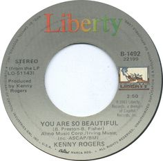 You Are So Beautiful...Kenny Rogers