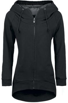 Zip-Up Longjacket by Forplay