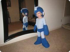 7-Mega Man. miccostumes cosplay ideas for kids