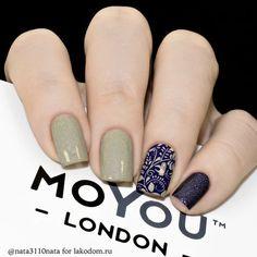 MoYou London Flower Power 08