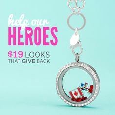 72 hours only Get the look at https://veronicaholston.origamiowl.com/HelpOurHeroes