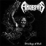 Privilege of Evil [Extended Play Record]