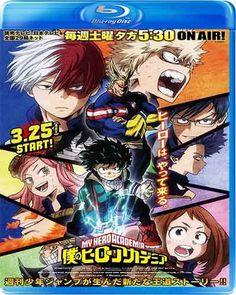 Boku no Hero Academia 2ª Temporada 2017 Torrent Download – HDTV 720p e 1080p Legendado