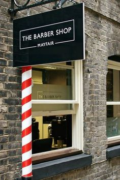 Shepherd Market: a London village in the city - The Barber Shop