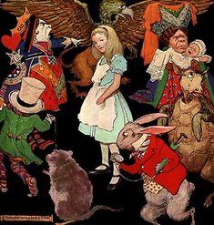 Alice in Wonderland - Le avventure di Alice nel Paese delle Meraviglie - Wikipedia