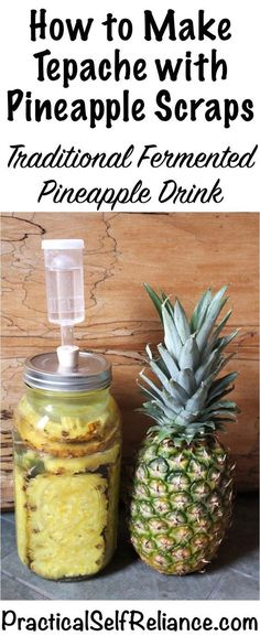 Canning Pineapple, Pineapple Beer, Pineapple Drinks, Pineapple Recipes Healthy, Kombucha, Nutrition Education, Health And Nutrition, Nutrition Guide, Gourmet
