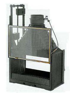 Cheminees Philippe Radiante_Wood_Fireplace