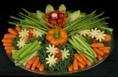 beautiful vegetable arrangements | vegetable tray vegetable bouquet vegetable wreath turnip carrot ...
