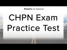 Certified Hospice And Palliative Nurse Chpn Exam
