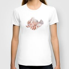 Fish Manchu T-shirt
