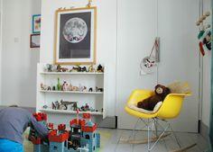 littlegreenshed - Boys Bedroom makeover..