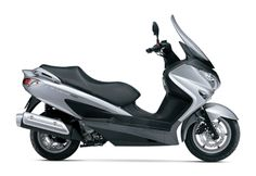Suzuki Cycles - Product Lines - Scooters - Products - Burgman 200 - 2014 - UH200A