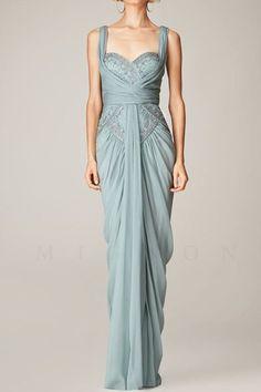 Adina's dress, will be grey