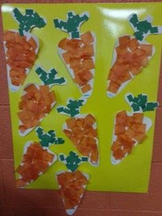 28 Manualidades de frutas - Educação Infantil - Aluno On You are in the right place about Montessori Activities by age Here we offer you the most beautiful pictures about the Montessori Activities win Montessori Activities, Toddler Activities, Preschool Activities, Daycare Crafts, Easter Crafts For Kids, Preschool Colors, Preschool Crafts, Spring Activities, Color Activities