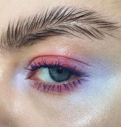 I'm not crazy about the intentionally messy brow... but the rest of it is cute.