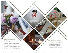 Wedding Planner Brochure Design Template in PSD, Word, Publisher, Illustrator, InDesign planner brochure Wedding Planner Brochure Template Template Brochure, Design Brochure, Planner Template, Wedding Album Cover, Wedding Album Layout, Wedding Planner Binder, Binder Planner, Indian Wedding Album Design, Wedding Photo Books