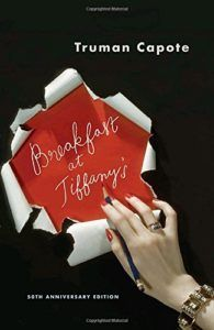 Breakfast at Tiffany's by Truman Capote - very different than the movie, but good nonetheless.