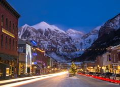 Telluride's Holiday Prelude starts tomorrow with Noel Night. Find out about other fun holiday events happening throughout the week here. http://www.visittelluride.com/holiday-prelude
