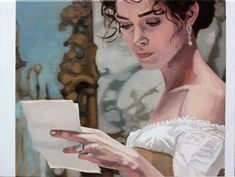 (11) Lady_Malicia (@LadyMalycia) / Twitter Lady, Twitter, Painting, Painting Art, Paintings, Painted Canvas, Drawings
