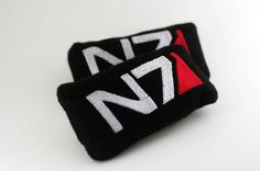 Mass Effect Pet Toy, N7 Pet Toy, Catnip Cat Toy, Dog Toy, Squeaking Dog Toy by AsymmetricalBalance on Etsy