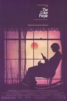 Directed by Steven Spielberg. With Danny Glover, Whoopi Goldberg, Oprah Winfrey, Margaret Avery. A black Southern woman struggles to find her identity after suffering abuse from her father and others over four decades. Danny Glover, Alice Walker, Cinema Tv, Cinema Movies, Whoopi Goldberg, Movies Worth Watching, Steven Spielberg, About Time Movie, Film Serie