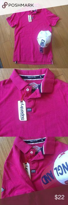 New superdry classic polo 👕 New superdry classic polo 👕 Superdry Tops Tees - Short Sleeve