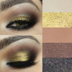 Urban Decay Oz Makeup Tutorial Theodora's Look.