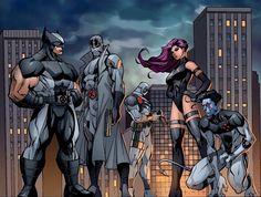 Uncanny X-Force - by Mundo