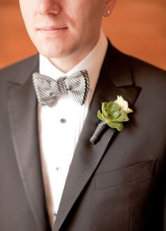 San Francisco Ballroom Wedding by Alison Ulshoffer Events Succulent Boutonniere, Groom Boutonniere, Event Planning, Wedding Planning, Wedding Ideas, Wedding Stuff, Ballroom Wedding, Spray Roses, Groom Style