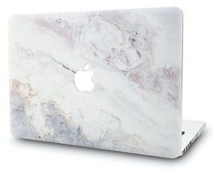 Macbook Air Discover MacBook Pro Retina 13 Inch Case old gen.) Graphic Plastic Hard Shell Cover / with Apple Logo Cut-out - Marble Pink Macbook Pro 13, New Macbook Air, Macbook Air Cover, Macbook Air 13 Inch, Mac Book, Macbook Air 13 Pouces, Marble Macbook Case, Disco Duro, Tablet
