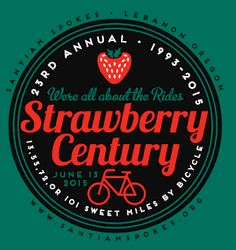 Strawberry Ride:  June 13 - Lebanon