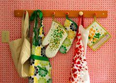 DIY Kitchen Fixes - Ikea shelves & brackets