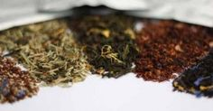 Tea sampler subscription box