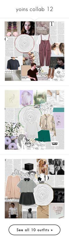 """yoins collab 12"" by same-sunset ❤ liked on Polyvore featuring yoins, Levi's, NLXL, GET LOST, Monki, Zara, Bobbi Brown Cosmetics, BANCI GIOIELLI, MANGO and Chicnova Fashion"