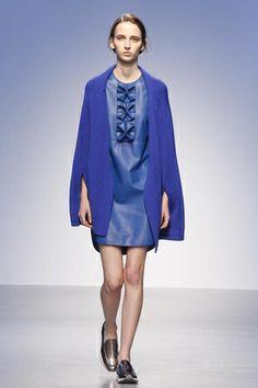 Richard Nicoll Ready To Wear Fall Winter 2014 London - NOWFASHION