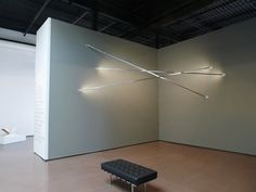 Soft Line Indirect LED Lighting System provides soft ambient illumination for decorative and architectural applications. #lightart #museum #commercialdesign #modernlighting